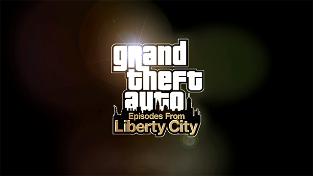 Episodes From Liberty City Logo