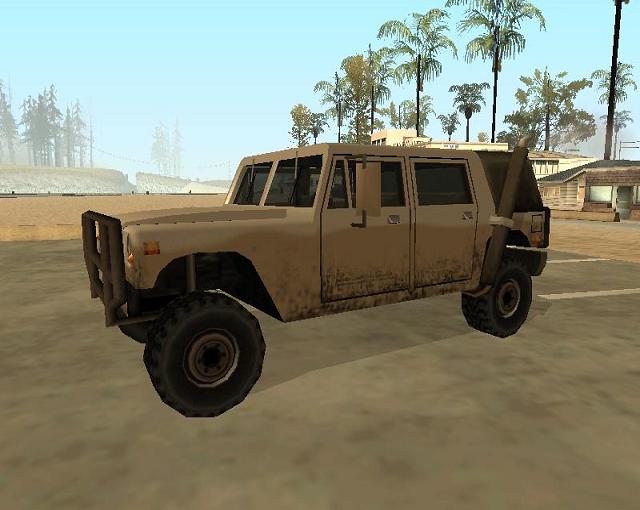 GTA: San Andreas Patriot - iGrandTheftAuto