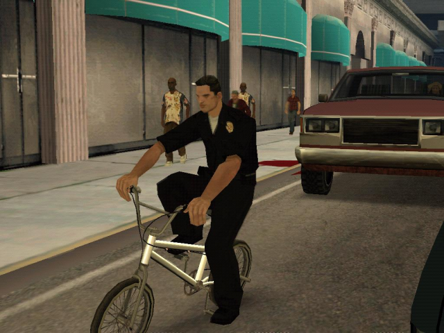 Can Police Commandeer A Car