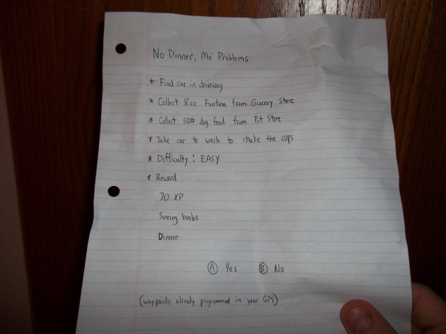 ElMangosto's GTA to-do list
