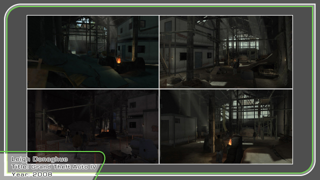 Warehouse Interior Shots