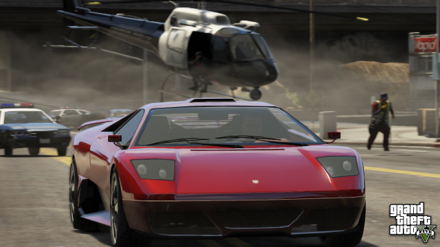 The Infernus is good for running from cops.