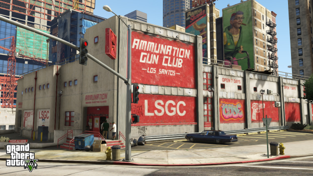 Ammunation's Los Santos Gun Club