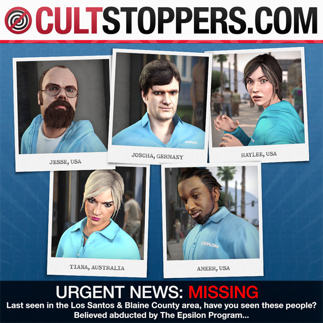 Cult Stoppers Ad