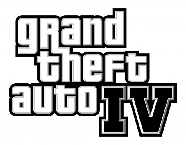 Possibly the final GTA IV logo.
