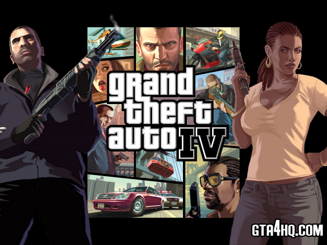 Boxart - get the unmarked version and other resolutions @ GTA4HQ.com