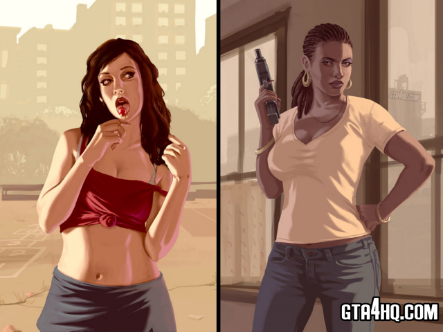 Ladies - get the unmarked version @ GTA4HQ.com