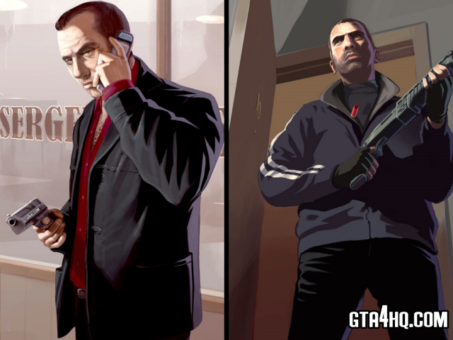 Faustin - get the unmarked version @ GTA4HQ.com