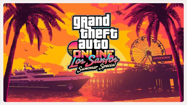 GTA Online los santos summer
