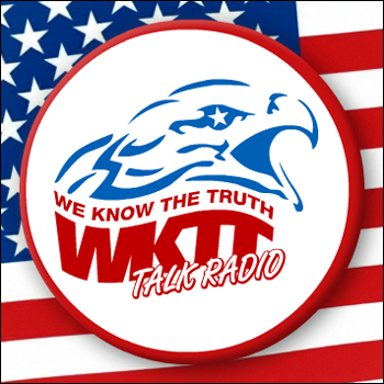 WKTT Talk Radio Logo
