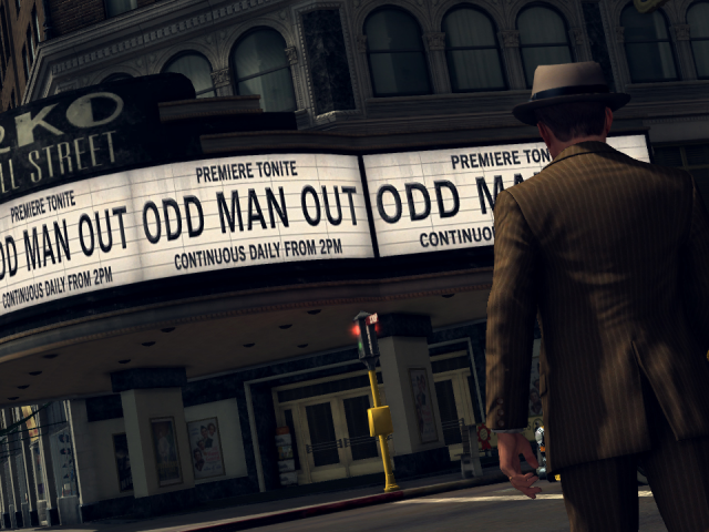 iGTA Exclusive LA Noire Screenshot