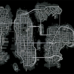 GTA IV Full Map
